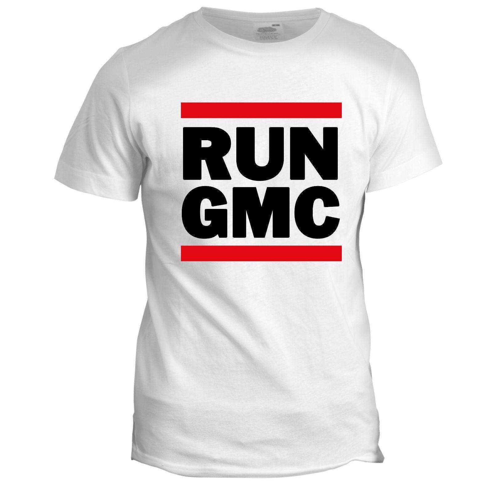 76ac7a0fd28 Run GMC Van A Team Movie Film Racing Tumblr Sports Classic T Shirt 100%  Cotton Short Sleeve O Neck T Shirt Men T Shirt O Neck Popular T Shirt Funny  It ...