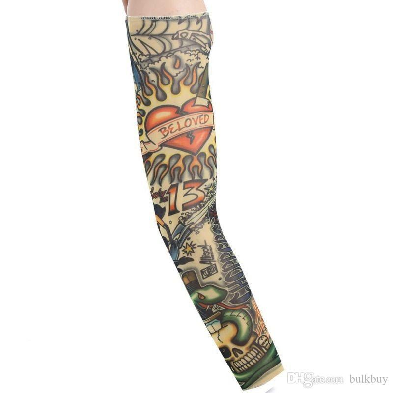 Cool Cycling Bike Bicycle Cuff Sleeve Cover UV Sun Protection Basketball Arm Warmers