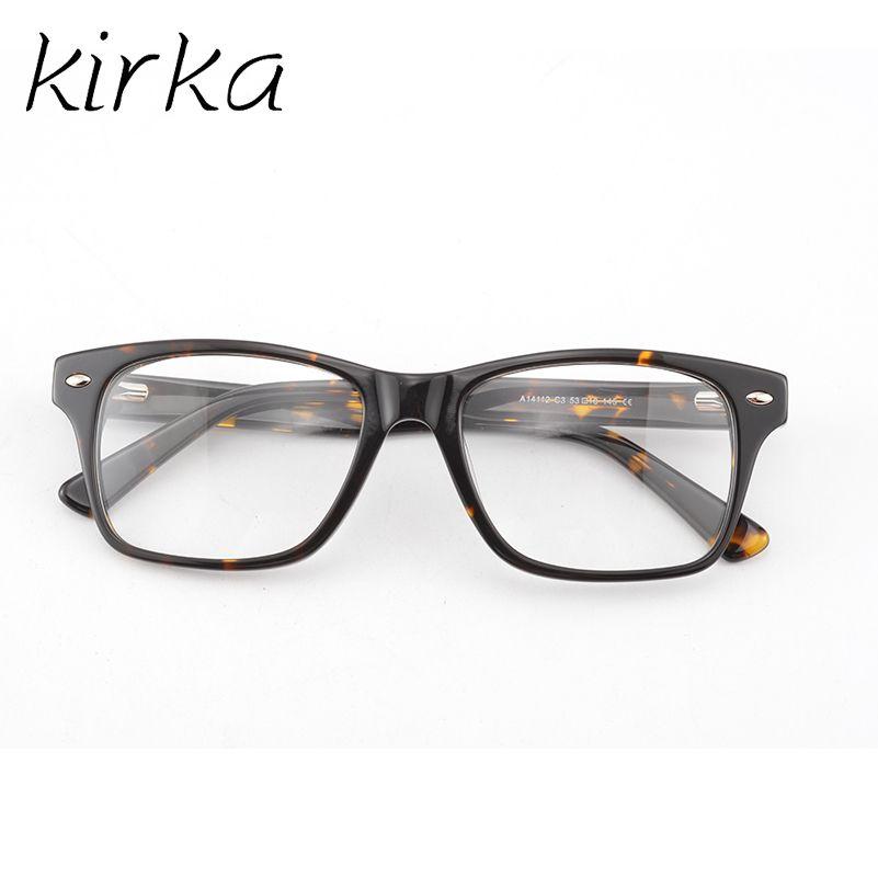 2018 Kirka Simple Design Classic Type Eyewear Men Eye Glasses Frames ...