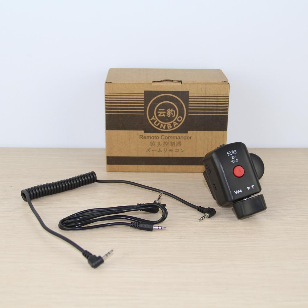 Zoom Remote Controls For Lanc Video Cameras Hc X1 Ag Ux90 Pv100 Panasonic Ac90 Professional Ac30 Ux180 X1000 Au Eva1 Control