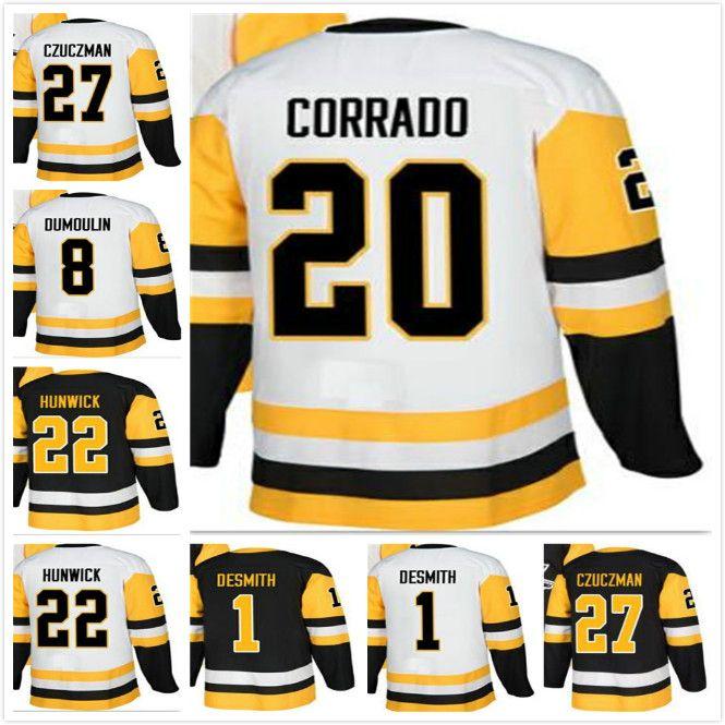 f73ab7fdf 2018 Pittsburgh Men Lady Frank Corrado Kevin Czuczman Dumoulin Matt ...