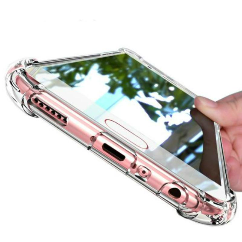 finest selection f3a9f 37ec2 Clear Shockproof Case for OPPO R9 R9s R11 R11s Plus F3 F5 F7 A83 A79 A71  A59 A39 A37 Soft TPU Cover