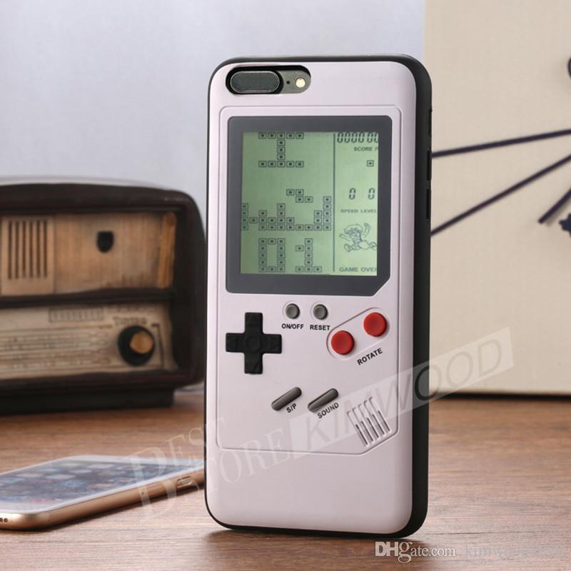 coque iphone 8 plus console