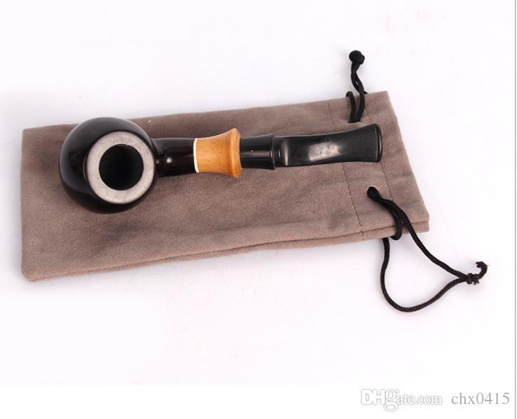 Abanoz taşınabilir dolaşım boruları, filtre kartuşu boruları, sigara aksesuarları yeni ürünler