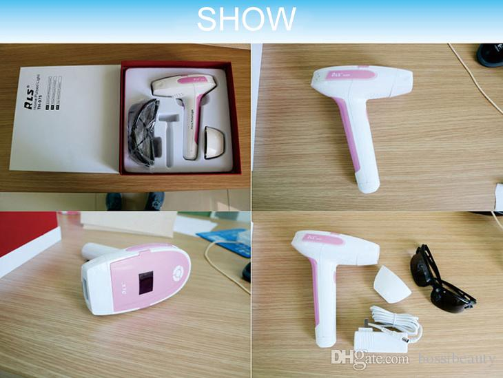 Professional IPL Hair Remover Machine Multi function 30,0000 Shots Lamp Life Electric Laser Hair Removal Home Use Beauty Equipment