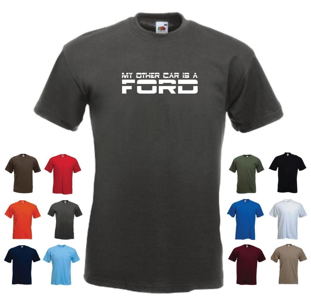 Grosshandel Mein Anderes Auto Ist Ein Ford Manner Auto Lustiges