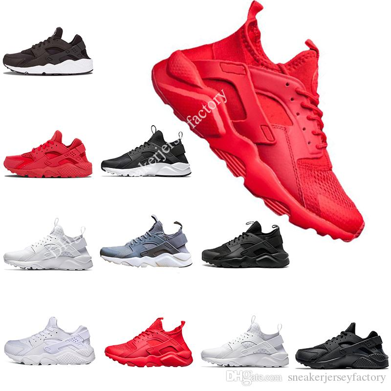 bb43de0bdb8d 2018 Huarache ID Custom Breathe Running Shoes For Men Women Women Men Navy  Blue Tan Air Huaraches Sneakers Huraches Brand Hurache Trainers 5 Running  Shoes ...