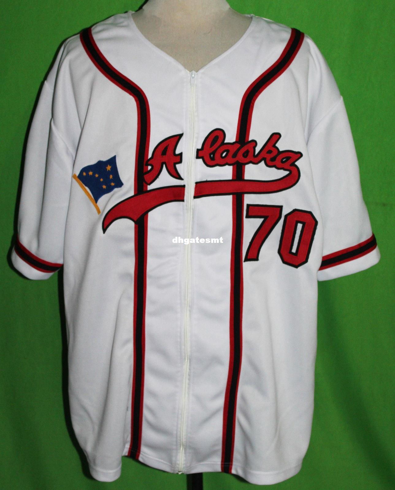2019 Cheap Retro ALASKA GOLDPANNERS  70 1964 Home BASEBALL JERSEY TOM  SEAVER Or Custom Any Number Any Mens Jerseys XS 5XL From Dhgatesmt 1cda567ae