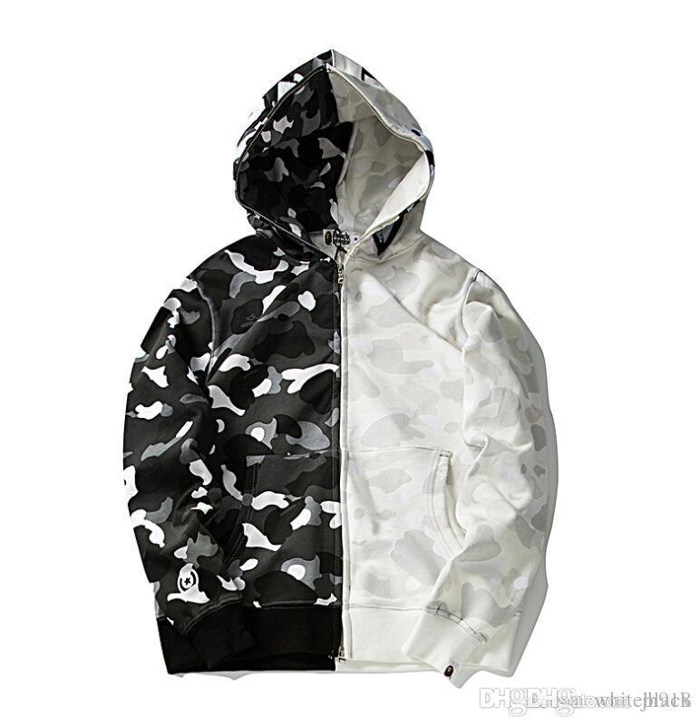 2d4301fe5cd West Style Popular Logo Men s Hooded Hoodies Lover Teenager Animal ...