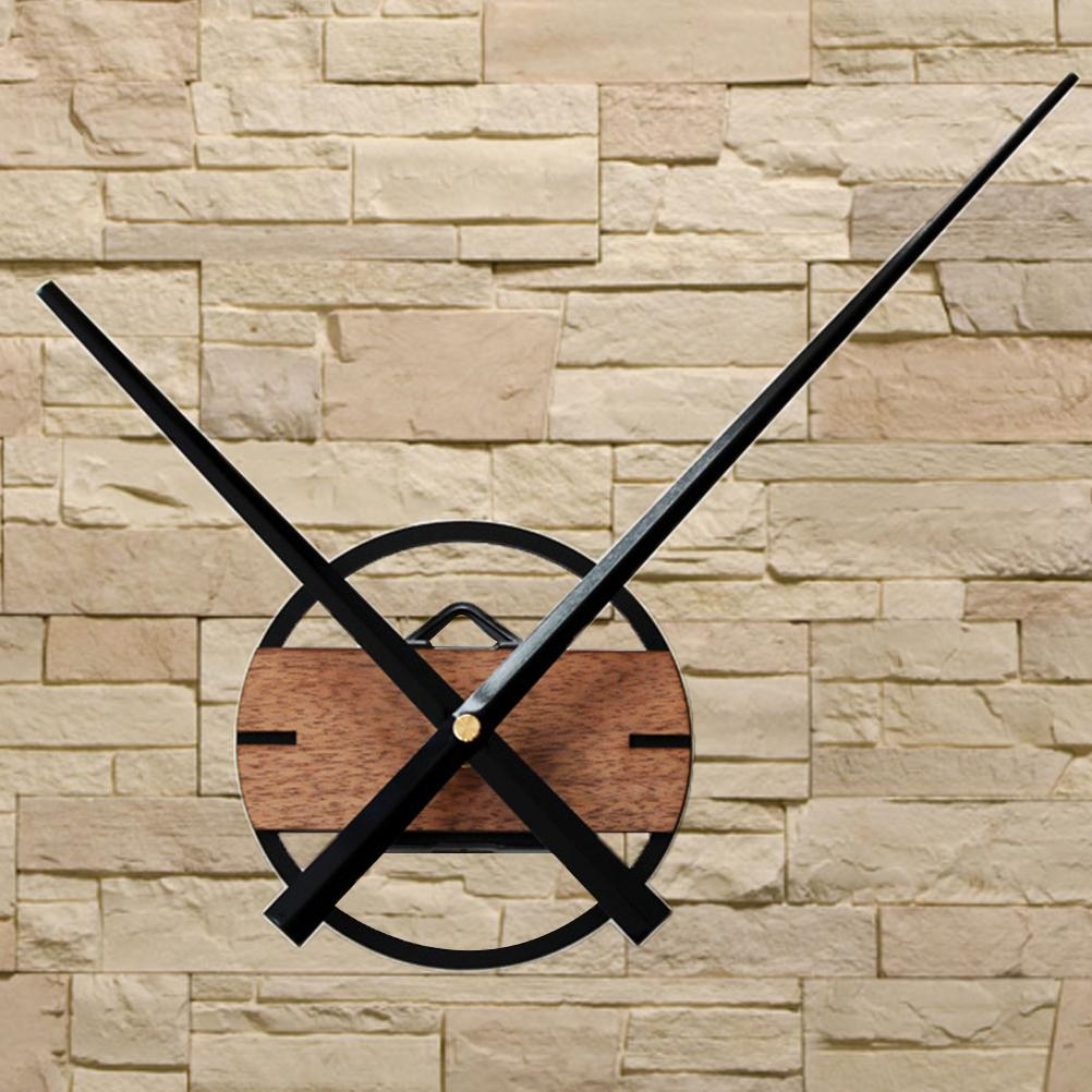Acquista Orologio Da Parete Grande Design Moderno Grande Puntatore Orologi  Classici Fai Da Te Orologio Da Parete In Legno Home Decor Camera Da Letto  Adesivi