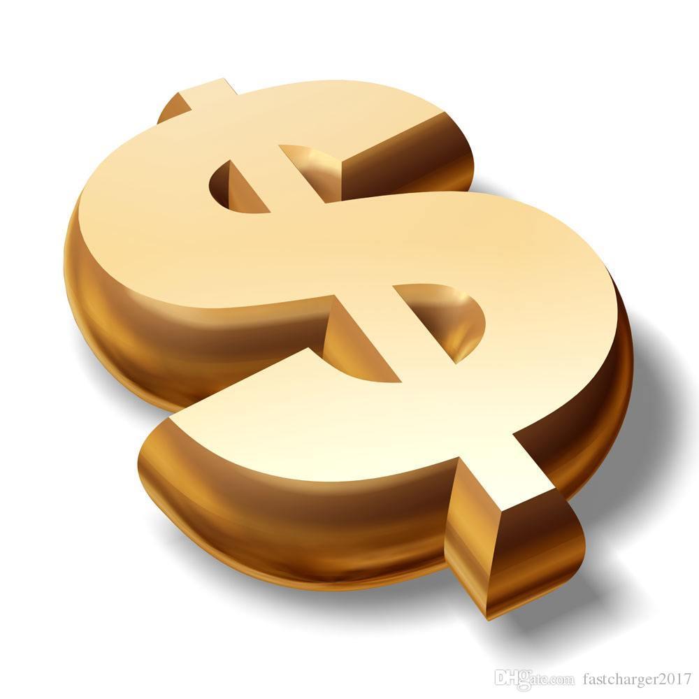Ekstra nakliye ücreti VIP Alıcı için yap Sipariş İçin Uzaktan Alan Kargo Ücreti Kolay Siparişleri uzak ücreti 1USD eklemek