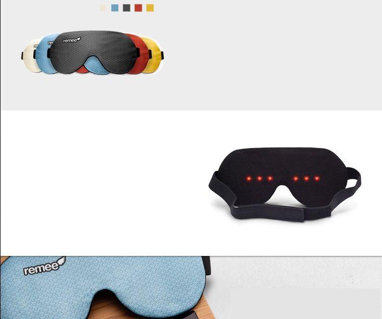 Remee Remy 꿈꾸는 남자와 여자의 꿈 꿈꾸는 눈가리개 꿈 컨트롤 명쾌한 꿈 스마트 한 안경 /