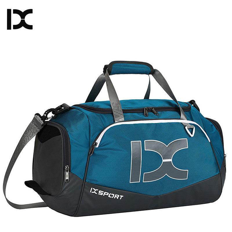 ae1ce6d79ef2 40L Dry Wet Gym Bags For Fitness Travel Shoulder Bag Handbag Waterproof  Sports Shoes Women Men Sac De Sport Training XA473WA Bag for Bag for Fitness  Bags ...