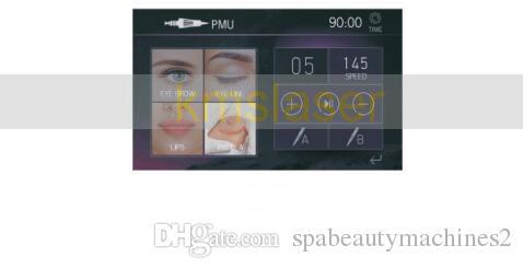 Artmex V8 Model Tattoo Permanent Makeup Machine Eyebrow Make up&Lip Rotary Tattoo Machine Strong Motor Pen Gun
