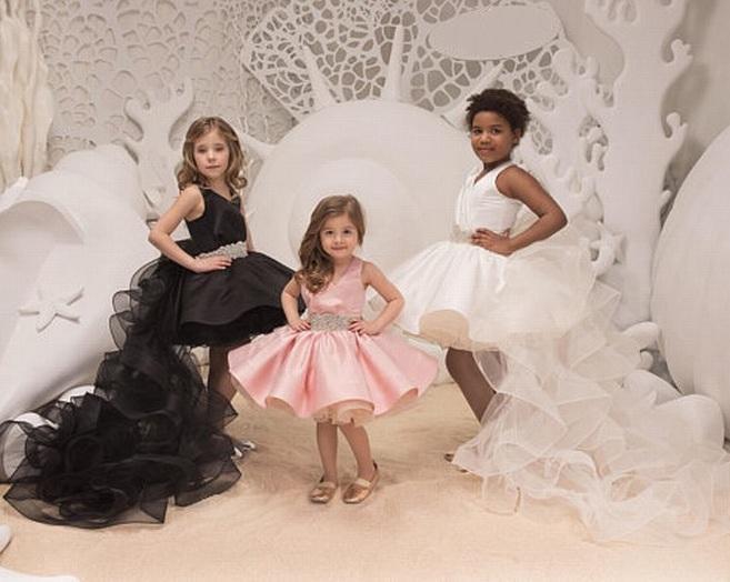 664553d78 Black Flower Girl Dress Hi Lo Satin Formal Birthday Wedding Party Holiday  Bridesmaid Flower Girl Tulle Lace Dress Xk02 Princess Flower Girl Dresses  Purple ...