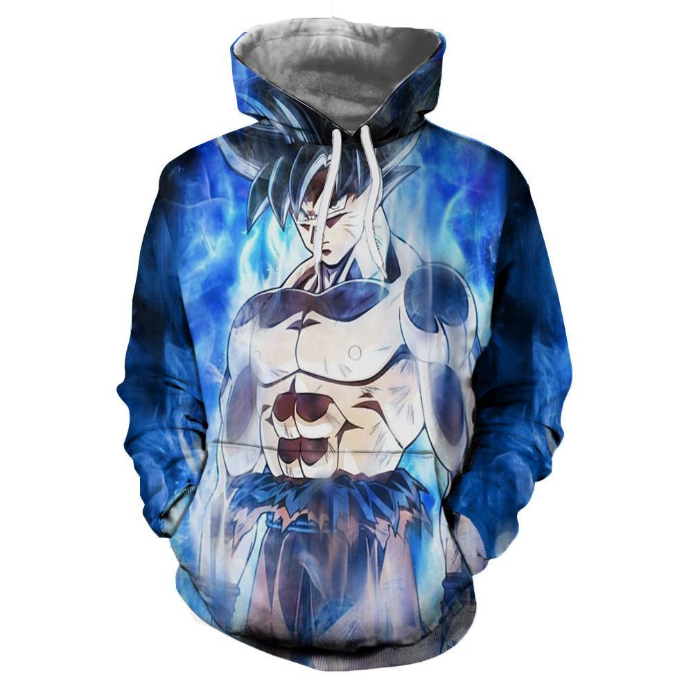 Großhandel Dragon Ball Z Hoodie Sweatshirts Son Goku Vegeta 3D Hoodies  Pullover Männer Frauen Langarm Oberbekleidung Hip Hop Hoodie A2 Von  Yolkice, ... 37a6a82cf4