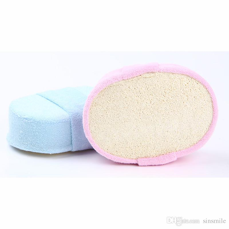 Best Wholesale Body Bath Brush Sponges For Body Natural Soft Shower Puffs  Loofah Sponges Massager Shower Loofah Exfoliator Scrubber Hot Under $32.72  ...