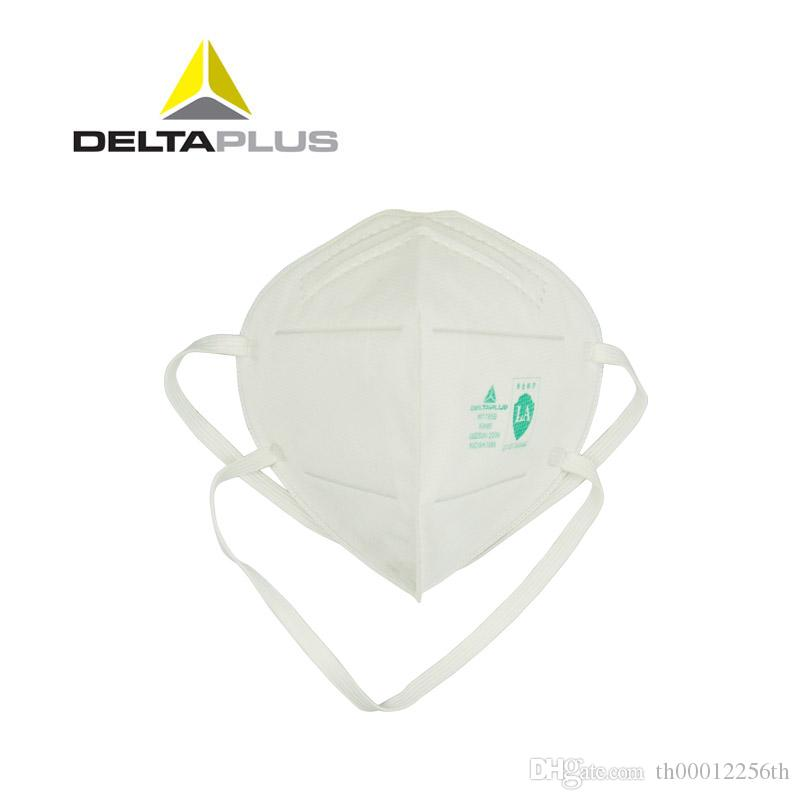 Non Woven KN95 N95 Face Masks Disposable Dust Mask Working Safety Masks Of Box