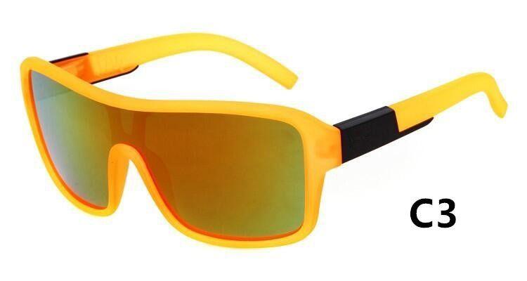 The REMIX JAM Lunettes de soleil Marque Designer Lunettes Ken Lunettes de soleil pour hommes Ken Block 16 Lunettes de vue Vintage oculos de sol 009