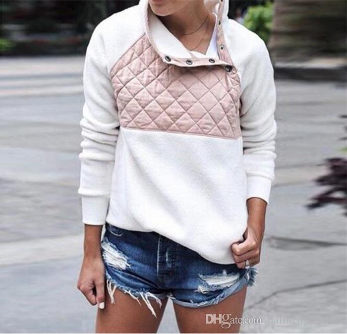 30 adet Kadınlar moda ceket kişiselleştirilmiş kış dış giyim monogrammed kış dış giyim kadın kazak ceket M133