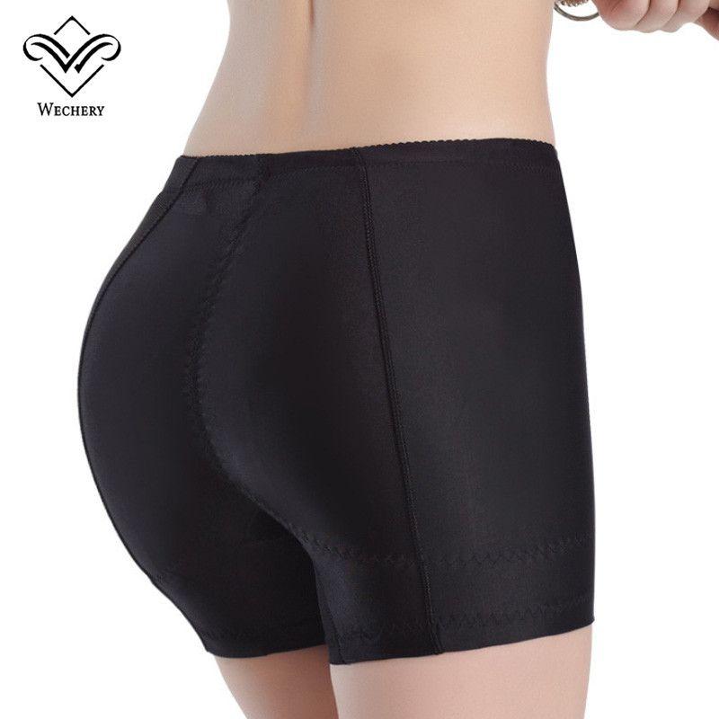 28988bf67e Wechery Control Pants Butt Lifter Seamless Slimming Underwear Control  Panties Lifting Body Shaper Butt Enchancer ASS Hip Up Wear Control Pants  Butt Lifter ...