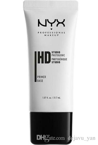 Dropshipping 2019 NYX HD Studio Photogenic Primer Base Face Foundation BB Cream NYX Primer Concealer