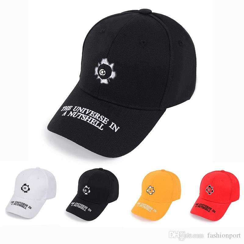 New Arrival Geometric Icon Embroidered Baseball Cap Sunscreen Casual ... 48de509b22c