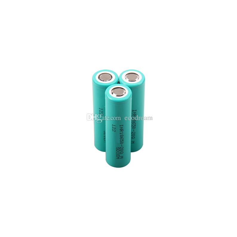 Лучшая цена высокой емкости INR18650-20Q литий-ионная батарея 3.7 В 2000 мАч 15А батареи с непрерывным разрядом для грузовиков Samsung