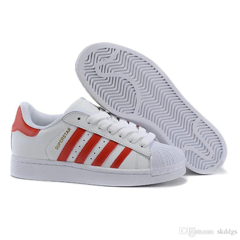 2019 Originals Superstar Hologram blanc iridescent Junior Superstars des années 80 fierté baskets Super Star femmes hommes sport casual chaussures EUR 36-44