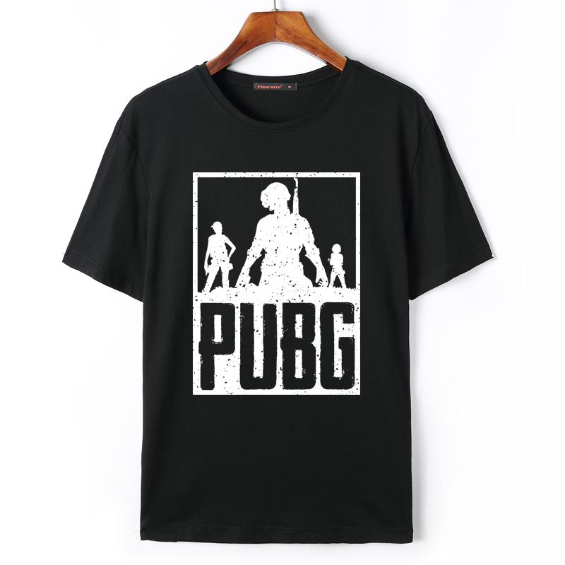 2c8f93f3 Cool Playerunknowns Battlegrounds PUBG new design summer short sleeve t  shirts cool men's game fans gift t shirts