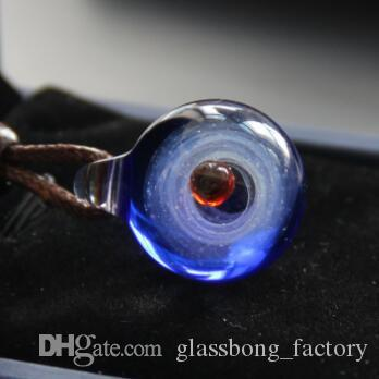 El amor es nueva estrella de cristal hecha a mano bola de cristal cadena de suéter creativo regalo bola de cristal colgante