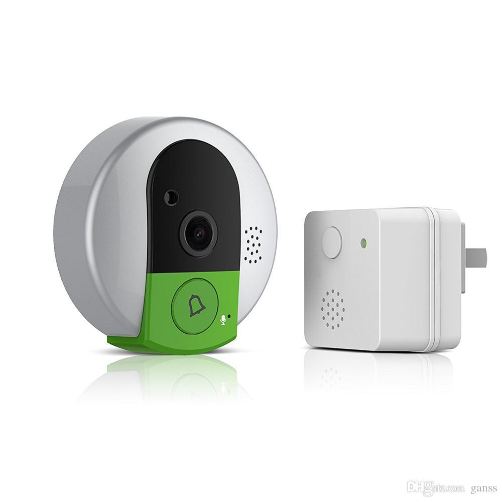 Grosshandel Drahtlose Turklingel Kamera Hd 720p Wifi Sicherheit Ip