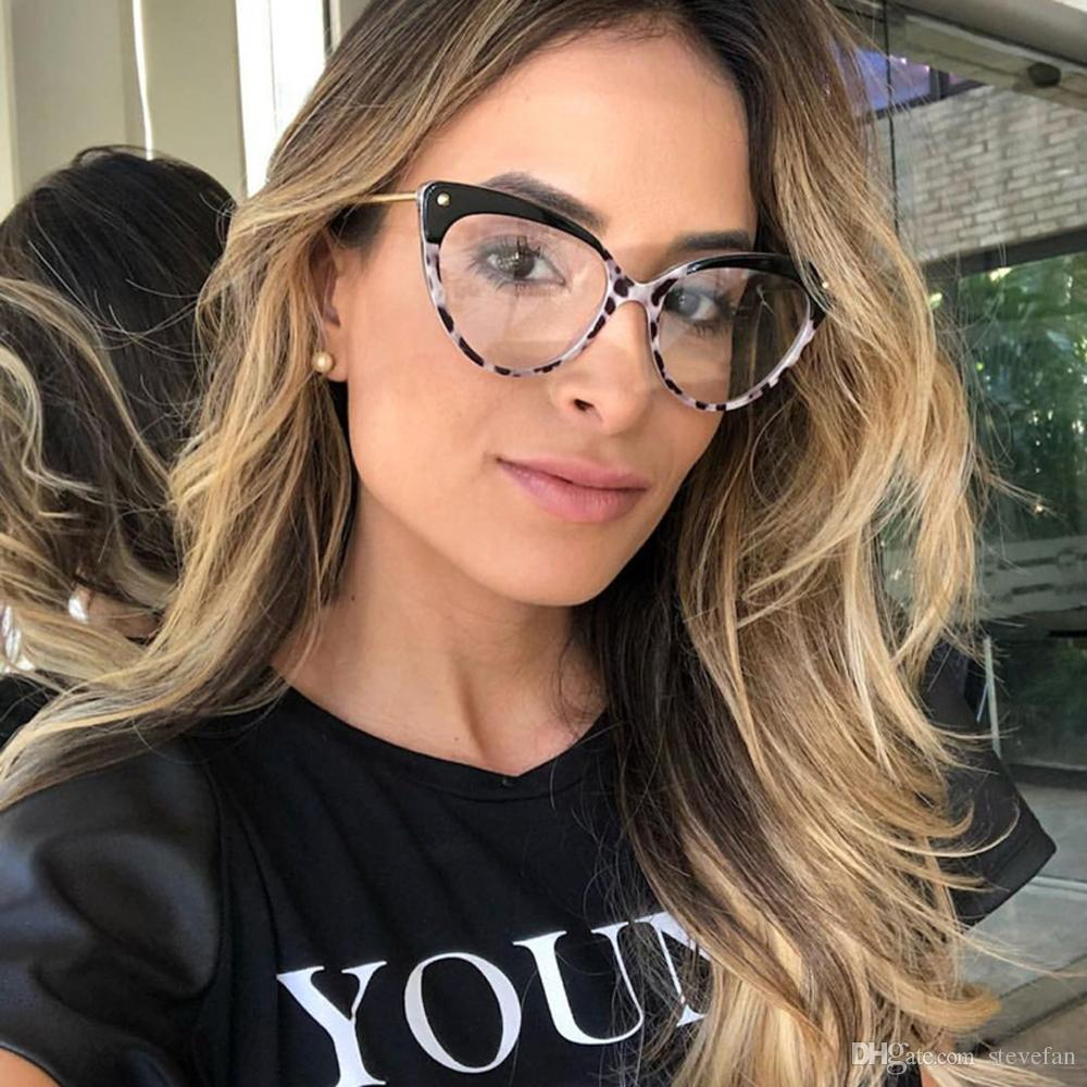 acheter lunettes de vue chat r tro pour femme 2019 monture. Black Bedroom Furniture Sets. Home Design Ideas