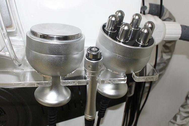 Brand new cavitation rf macchina dimagrante Face Lifting fat freeze Vacuum roller Ultrasonic Cavitation 4 in 1 macchine dimagranti lipolaser