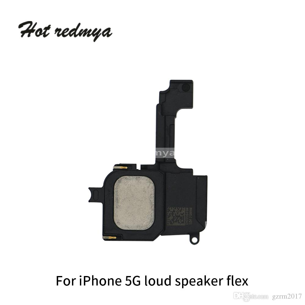 10Pcs High Quality Loud Speaker Buzzer Sound Ringtone Sound Replacement  Parts For iPhone 5G 5S Loud Speaker Loudspeaker