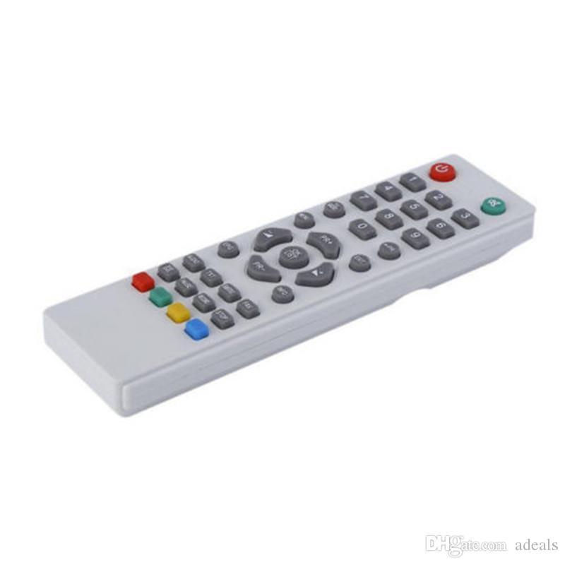 HDMI 1080P VGA DVB-T2 DVB-T TV Box AV a VGA TV Ricevitore Tuner CVBS con telecomando monitor LCD / CRT
