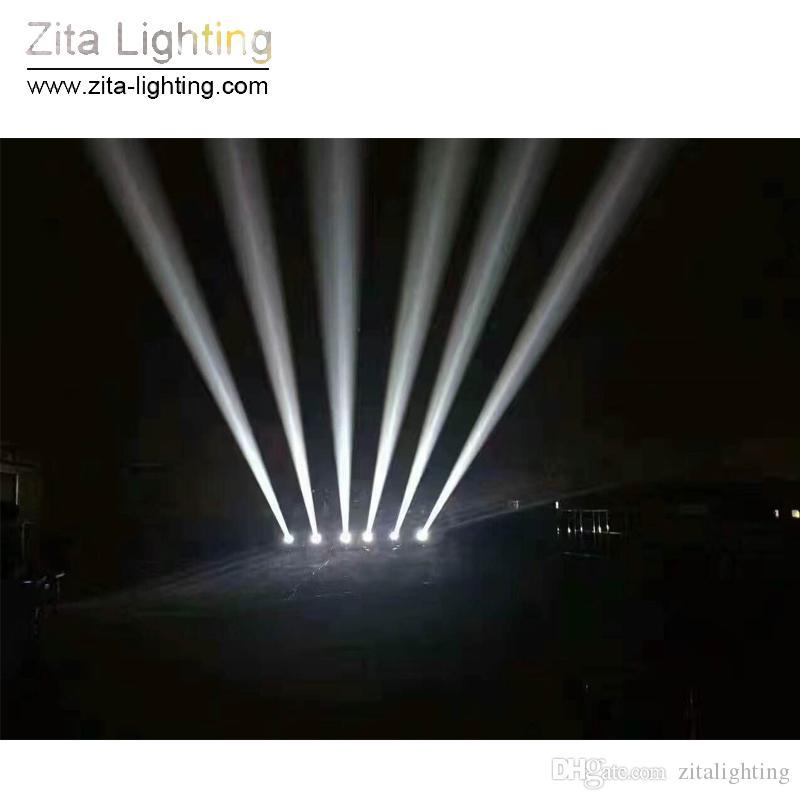 Zita Lighting Moving Head Lights Sharpy Beam 5R 200W Stage Lighting Zoom Spot Lighting DMX512 DJ Disco Wedding Party Event Effect