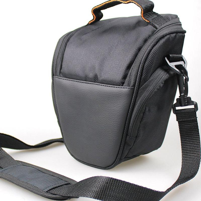 Hot! Shoulder Bag Carry Case For D7000 D5100 D800 D3000 SLR DSLR Camera Outdoor Th