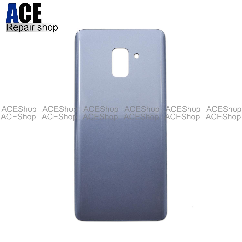 Handy Gehäuse Ace Für A530 Zurück Glas Ersatz Für Samsung Galaxy A8 2018 A530f A8 Plus A730f A730ds Batterieabdeckung Zurück Gehäusedeckel Handygehäuse