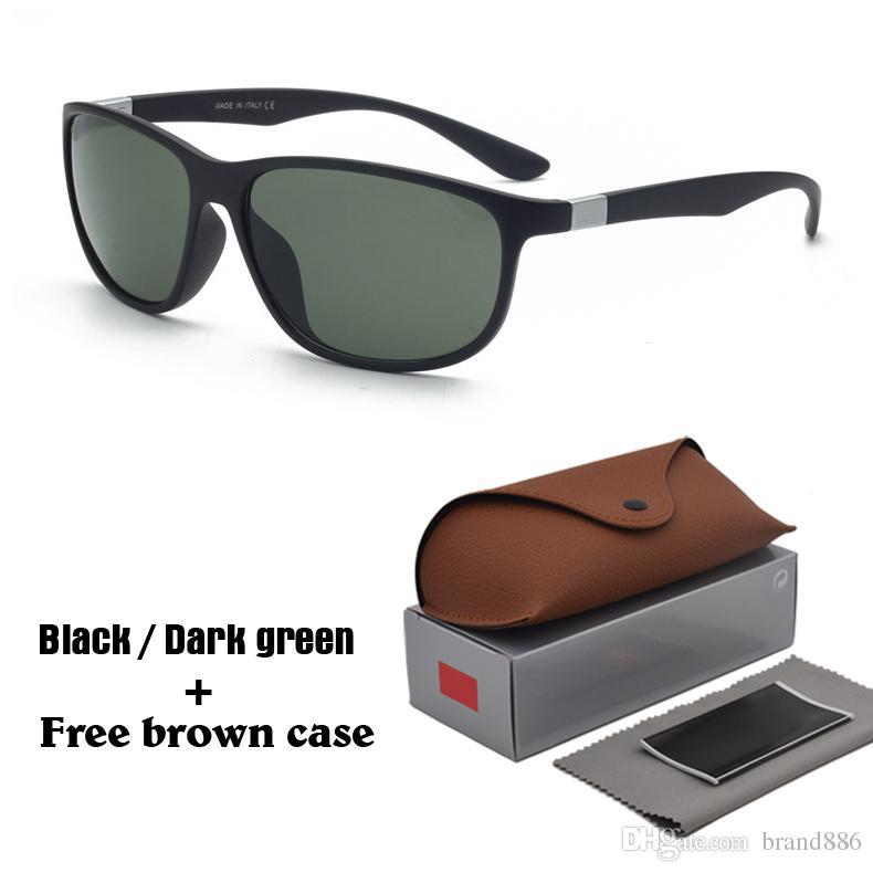 2f3f4887786 New Fashion Sunglasses Men Women Classical Brand Designer Sun Glasses  Coating Mirrored Uv400 Men S Driving Glasses With Free Cases And Box John  Lennon ...