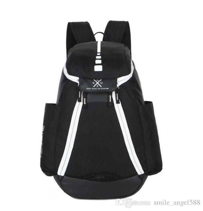 EE.UU. Equipo Olímpico versión normal Packs Mochila Hombres Mujeres bolsas grandes de viaje capacidad de bolsas de zapatos de baloncesto bolsas mochilas