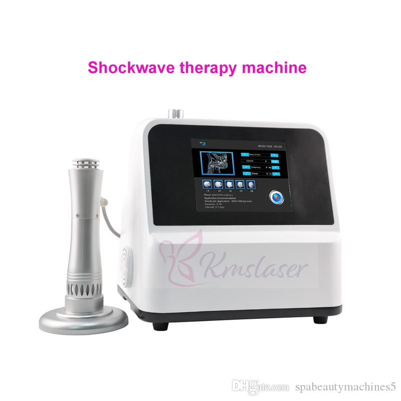 Portable Smartwave aesthetic radial acoustic shockwave therapy equipment  for treat pain/Low electromagnetically shockeave for ED treatmentNe