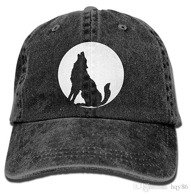Compre Chapéu De Cowboy Adulto Lobo Boné De Beisebol Ajustável Atlético Melhor  Chapéu Personalizado Para Homens E Mulheres De Hqy86 892305f2dbd