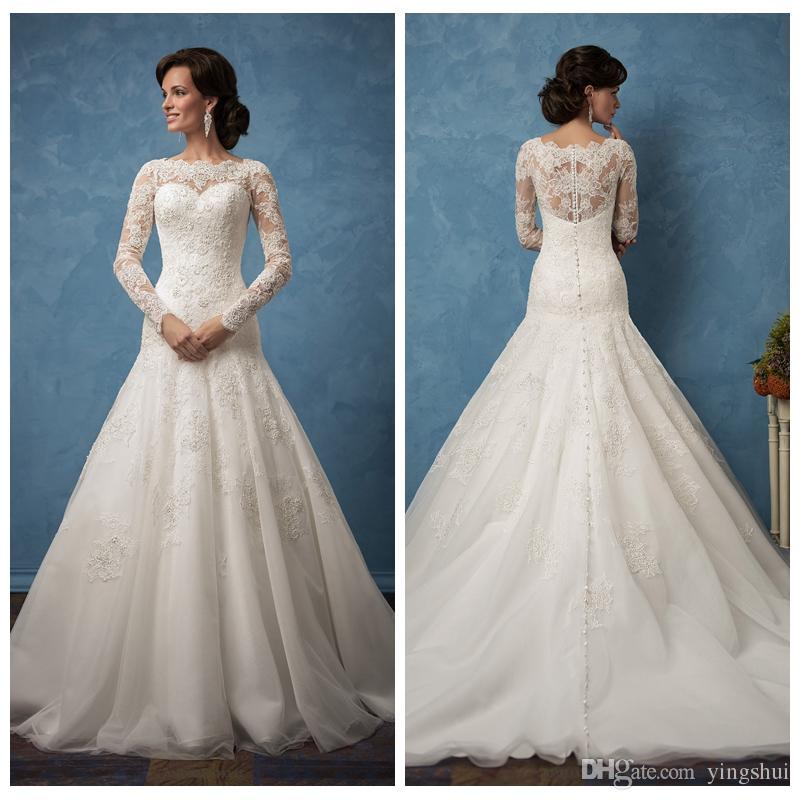 6b8a05e69b Amelia Sposa Wedding Dress - plus size wedding dresses