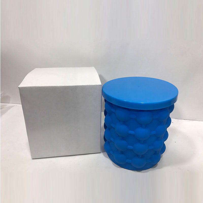 Ice Cube Maker Gelo Gelo O Espaço Revolucionário Economia de Cubo de Gelo Criador Cozinha Ferramentas Ao Ar Livre ocde Cube Genie