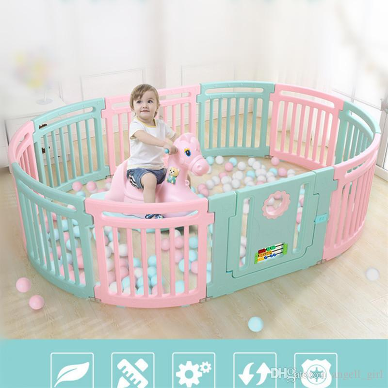 2019 Children S Indoor Playgrounds Safety Baby Fence With
