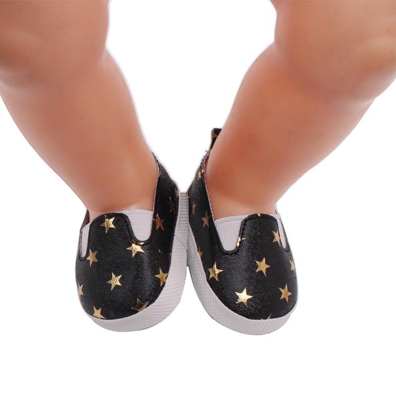 La conception des chaussures pour bébés nés est plus adaptée aux accessoires de poupée née 43 ans Zapf g11-13