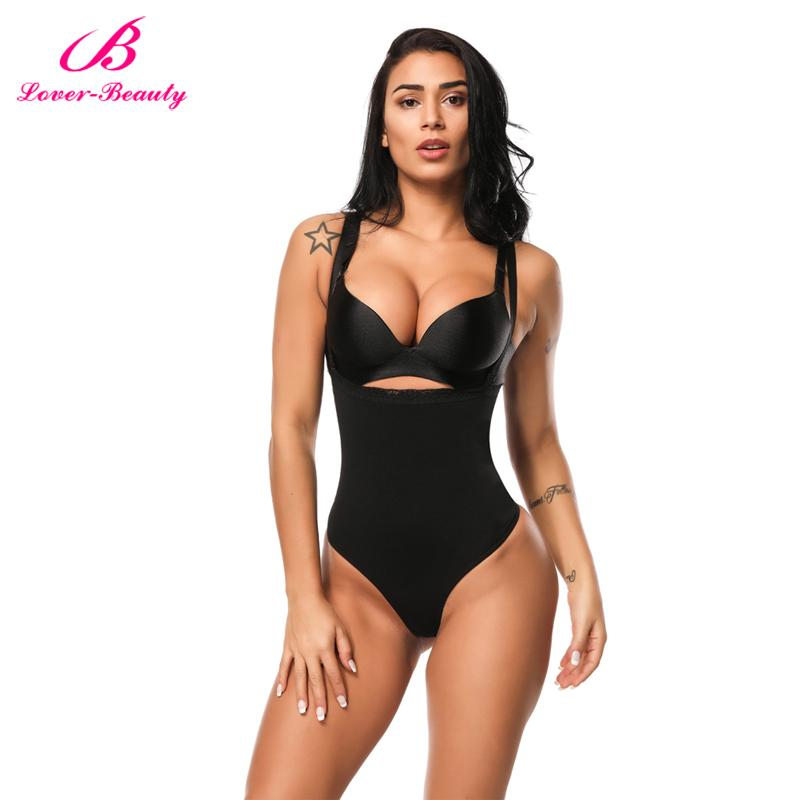 7783a6c92d 2019 Lover Beauty Women Full Body Shaper Waist Cincher Underbust Thong  Corset Bodysuit Jumpsuit Shapewear Seamless Pants Corset C From Yzlwatchfine