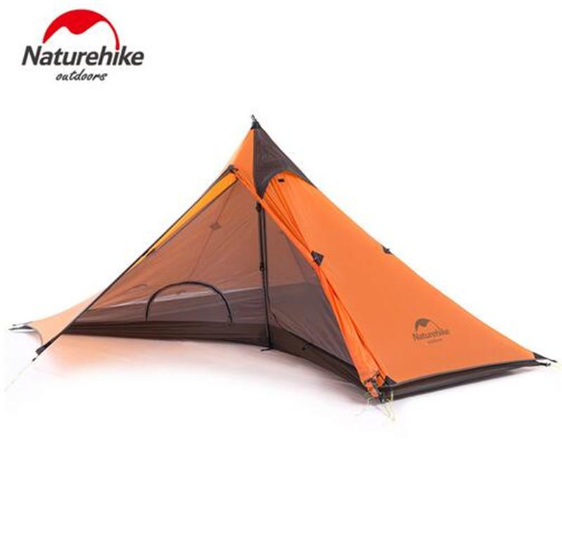 Naturehike 1 Person C&ing Tent 20d Nylon 4 Season Backpacking Tent Ultralight Hiking Trekking Tents For Outdoor Sports Trip Instant Tent Family C&ing ...  sc 1 st  DHgate.com & Naturehike 1 Person Camping Tent 20d Nylon 4 Season Backpacking ...