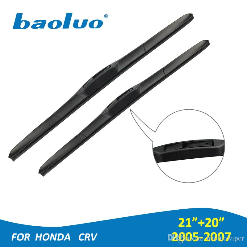 2018 Windshield Wiper Blades For Honda Crv 2005 2006 2007 21+20 Rubber Windscreen  Wipers Auto Parts Car Accessories From Baoluowiper, $13.08 | Dhgate.Com